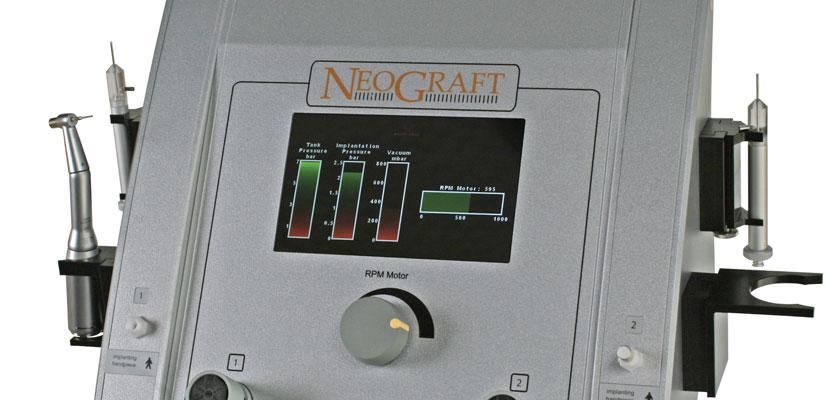 Neograft device