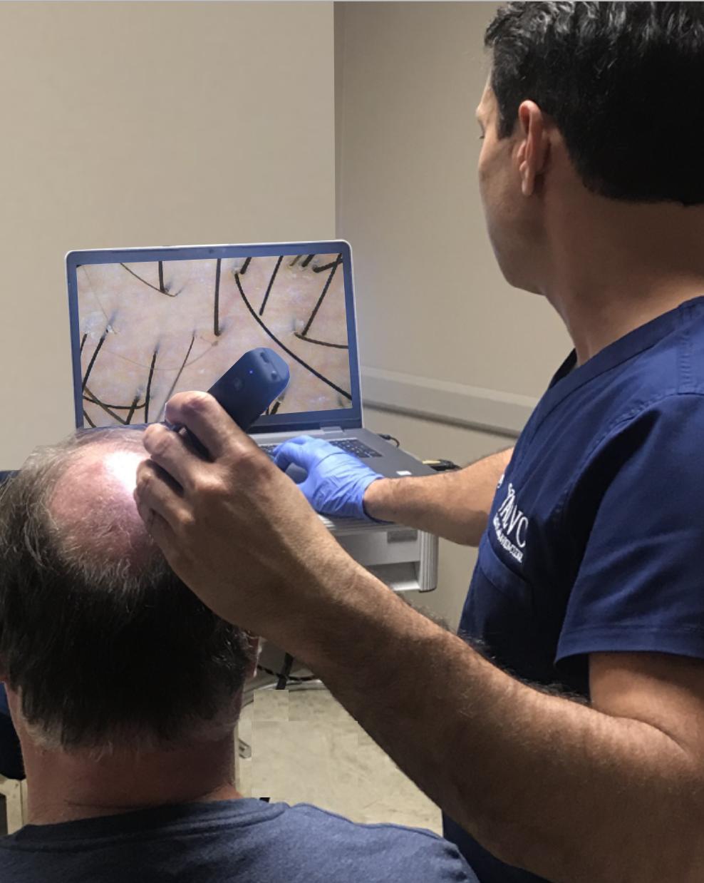 Digital Hair Analysis